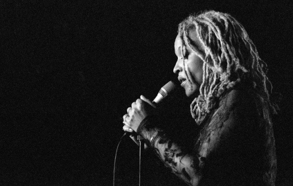 Cassandra Wilson Performing at the Contemporary Arts Center